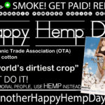 HAPPY HEMPDAY ! FEBRUARY 12 2020 – Cotton