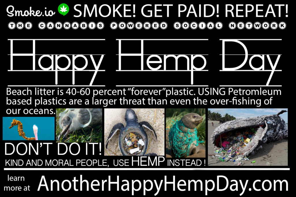 Happy Hempday March 4 20202