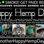 HAPPY HEMPDAY WEEDNESDAY March (4 20)20