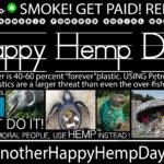 HAPPY HEMPDAY WEEDNESDAY March (4 20)20
